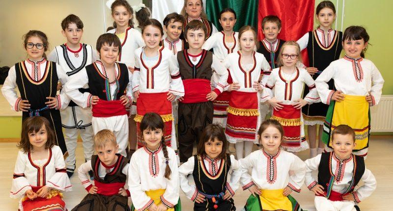 Танцьорите от Бит и култура